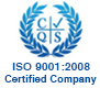 ISO 9001:2008 Certified Company hide_in_mobile
