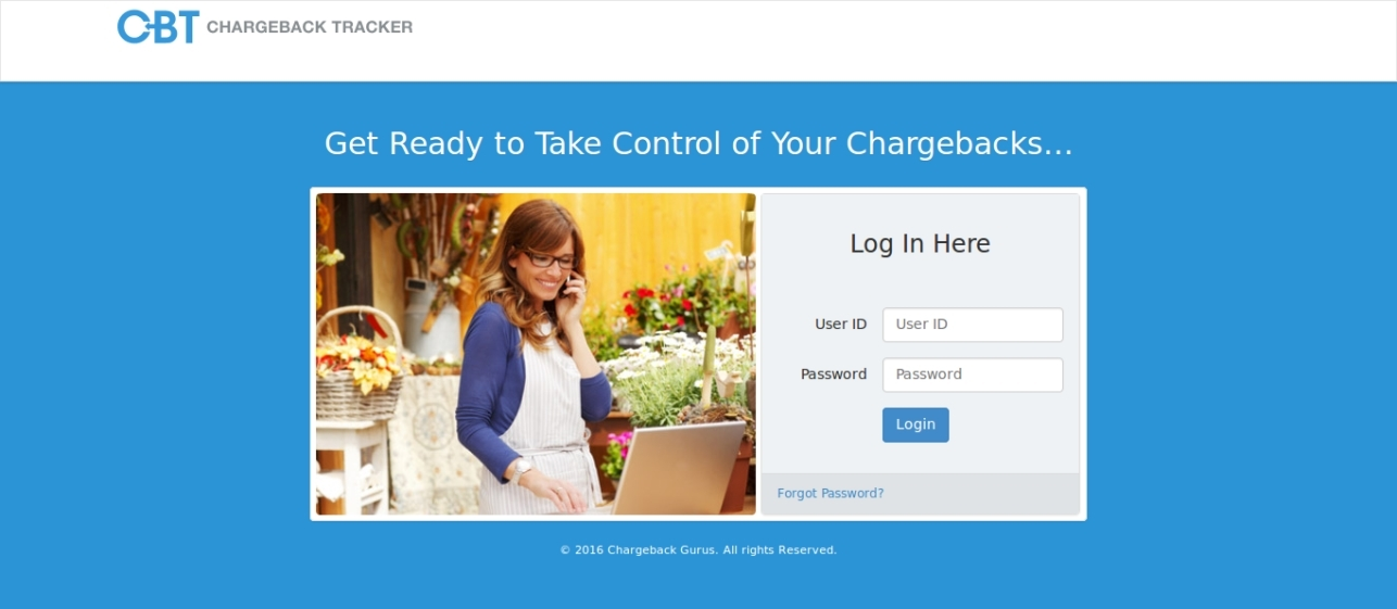CBT-Chargeback Tracker