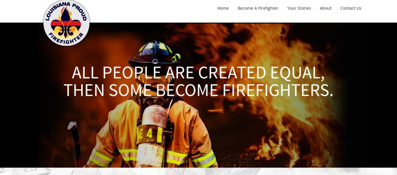 Firefighter Proud