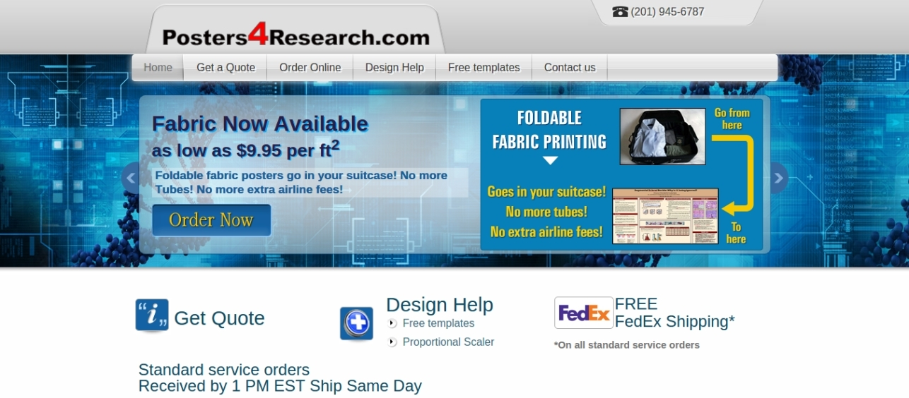 Posters4Research.com
