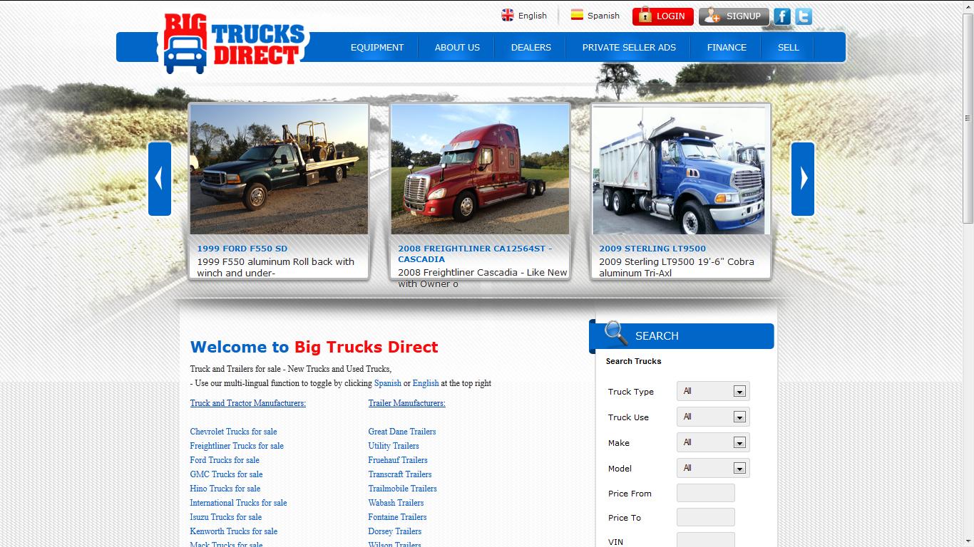 Truck Site