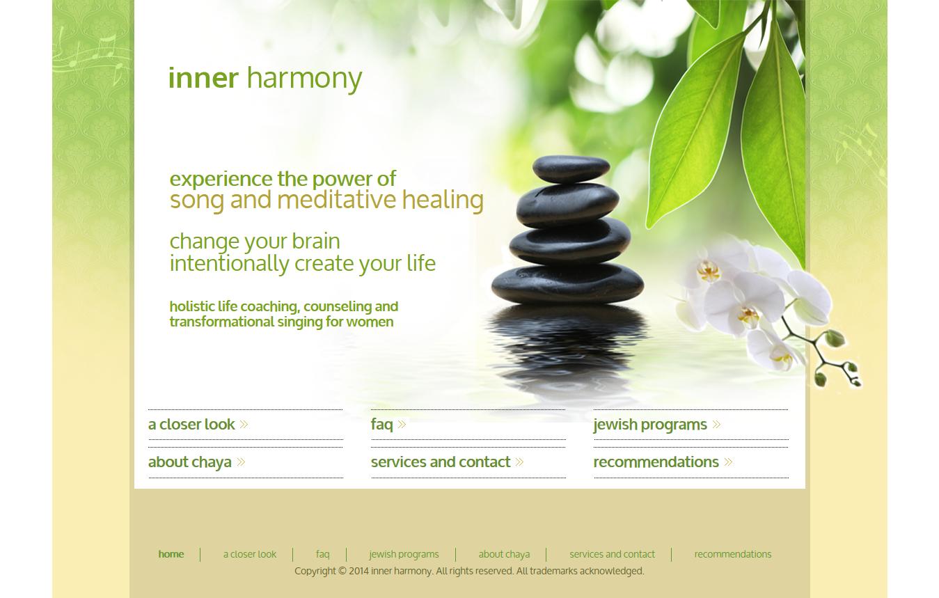 Inner Harmony Holistic