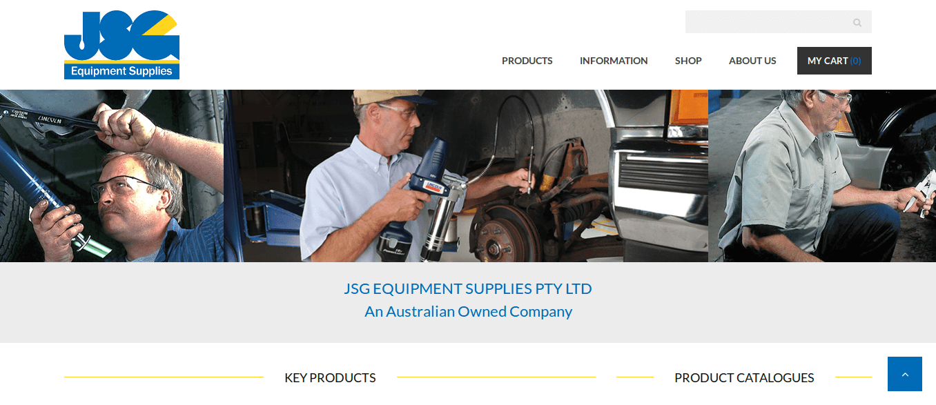 JSG Equipment Supplies