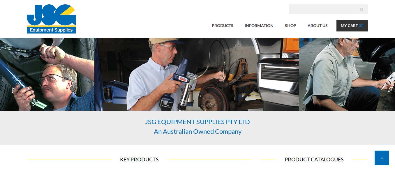 JSG Equipment Supplies