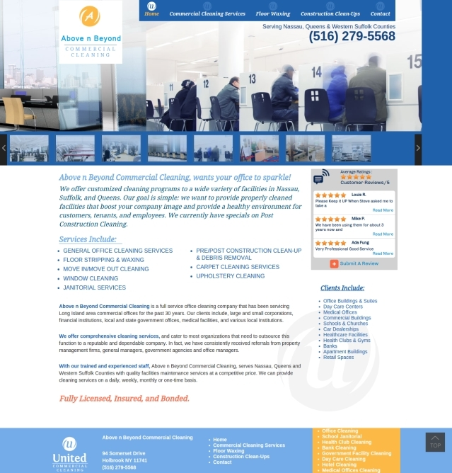 Unitedcommercialcleaning