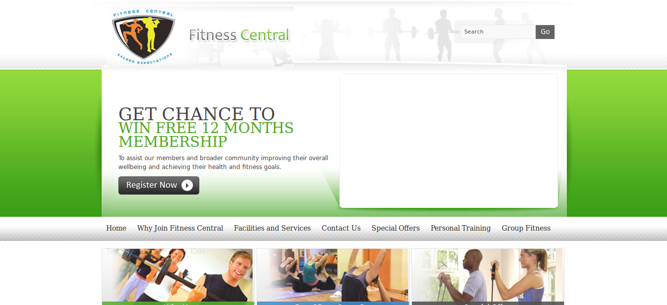 Fitnesscentral